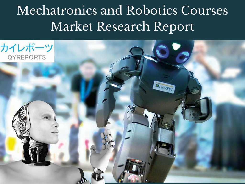 Global Mechatronics And Robotics Courses Market Cagr Of 15 By 2025