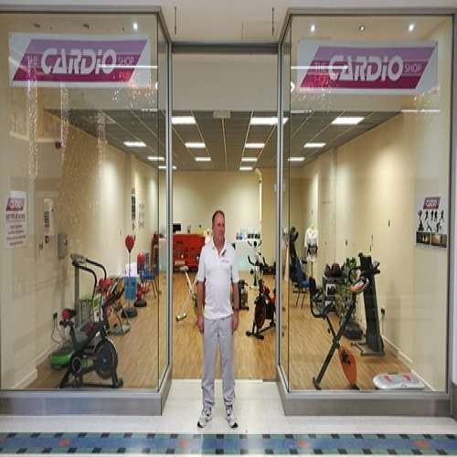 The Cardio Shop opens new store